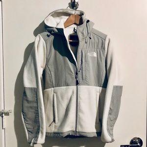 North Face Denali Fleece Hoodie Jacket